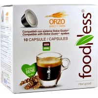 Foodness dolce gusto orzo 10 cialde