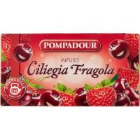Pompadour infuso ciliegia e fragola