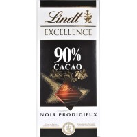 Lindt tavoletta cacao 90% excellence