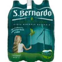 San Bernardo acqua naturale lt.