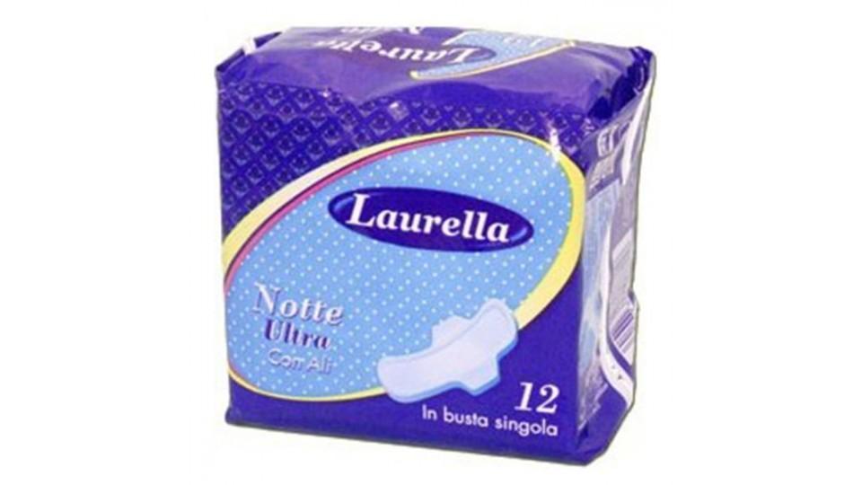 Laurella assorbenti notte ultra x12