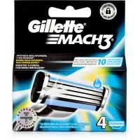 Gillette mach3 ricarica x4
