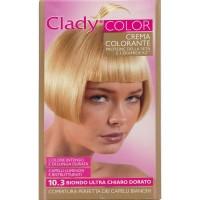 Clady shampo color biondo ultra chiaro dorato
