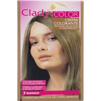 Clady shampo color biondo naturale