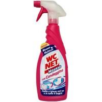 Wc net con candeggina spray