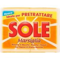 Sole sapone marsiglia x2