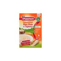 Plasmon crema mais e tapioca