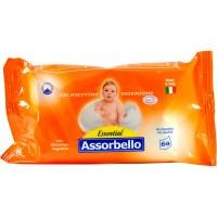 Assorbello salviettine essential baby x64