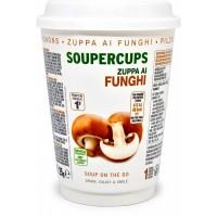 Soupercups zuppa ai funghi
