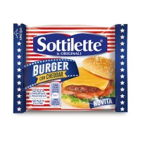 Kraft sottilette burger