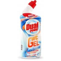 Dual power wc gel profumoso