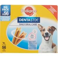 Pedigree DentaStix Daily Oral Care* 5-10 kg Big Pack 56 Pezzi
