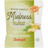 Ambrosoli Mielness Caramelle Miele & Zenzero