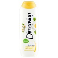 Dimension by Lux Shampoo Tutti i Tipi di Capelli Effetto Lucentezza