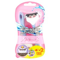 Wilkinson Sword, Xtreme3 Beauty 5 cartridges +