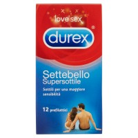 Durex, Settebello Supersottile profilattici