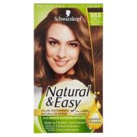 Schwarzkopf Natural&Easy 565 Castano Chiaro Dorato Naturale