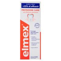 elmex collutorio Protezione Carie con fluoruro amminico, remineralizza e protegge dalla carie