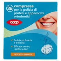 Compresse Per La Pulizia Di Protesi E Apparecchi Ortodontici