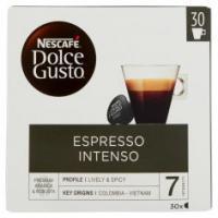 Nescafé Dolce Gusto Espresso Intenso Magnum Caffè Espresso 30 Capsule (30 Tazze)