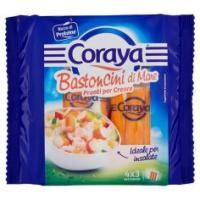 Coraya, bastoncini di mare