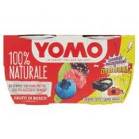Yomo 100% Naturale frutti di bosco