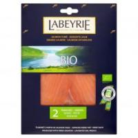 Labeyrie, salmone affumicato bio