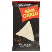 San Carlo, Picadora tortilla bianca