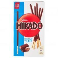 Lu, Mikado cioccolato al latte