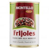 D'Amico Montello, frijoles conditi fagioli neri alla messicana