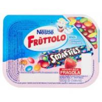 Nestlè, Fruttolo Smarties yogurt alla fragola