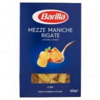 Barilla - Mezze Maniche Rigate,