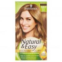 Testanera, Natural&Easy SetRicrescita colorazione permanente R4 castano scuro