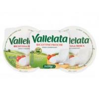 Vallelata Ricottine Fresche