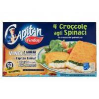 Capitan Findus Croccole Agli Spinaci