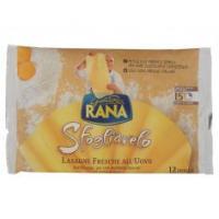 Giovanni Rana Sfogliavelo Lasagne fresche all'uovo 12 sfoglie