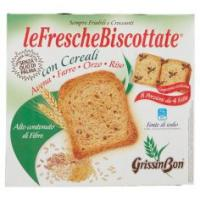 GrissinBon leFrescheBiscottate con Cereali