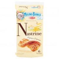 Mulino Bianco, 6 Nastrine