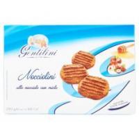 Gentilini Nocciolato con cioccolato gianduia e nocciole intere