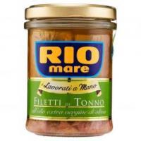 Rio Mare I Lavorati a Mano Filetti di Tonno all'olio extra vergine di oliva