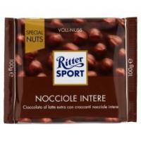 Ritter Sport Nocciole Intere
