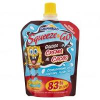 Granarolo Squeeze & Go golosa crema al cacao