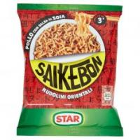Star Saikebon Bag Pollo Salsa Soia