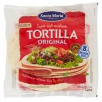 Santa Maria Tortilla Original Soft