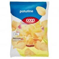 Patatine San Carlo junior multipack