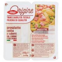 Prosciutto Cotto A Cubetti Da Carne Italiana