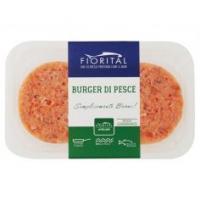 Fiorital Burger Di Pesce
