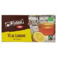 Tè Al Limone Biologico 25 Filtri