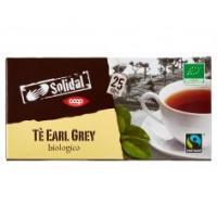 Tè Earl Grey Biologico 25 Filtri