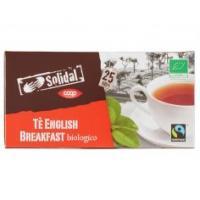 Tè English Breakfast Biologico 25 Filtri